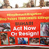 """""""Buhari act now or resign""""- People in Benue State protest against incessant killings by Fulani herdsmen"""