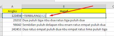 Script Terbilang Excel