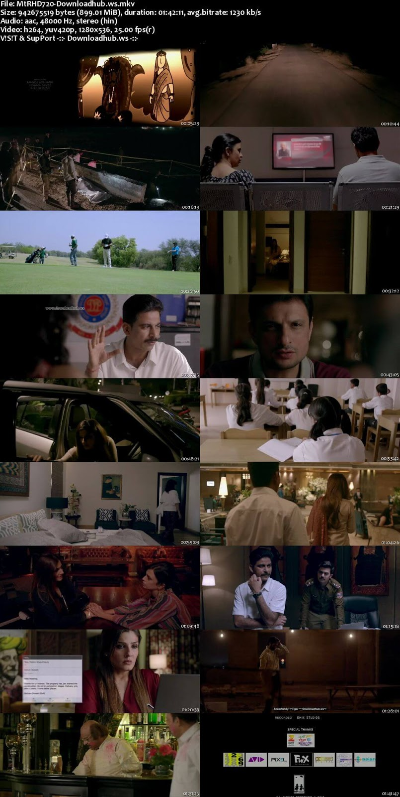 Maatr 2017 Hindi 720p HDRip