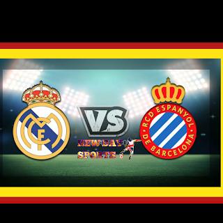 بث مباشر مشاهدة مباراة ريال مدريد وإسبانيول اليوم 28 6 بالدوري الإسباني