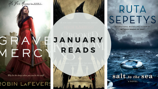 January Reads (and the return of the dead)
