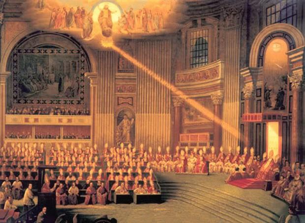 Το Αλάθητο του Πάπα - Δόγμα πίστεως της Ρωμαιοκαθολικής Εκκλησίας