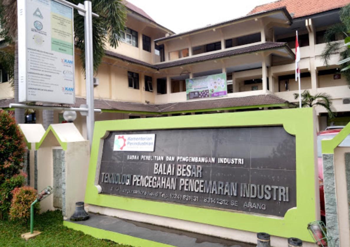 Balai pencemaran limbah industri