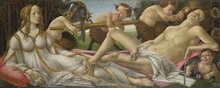 Αφροδίτη και Άρης, περ. 1483.