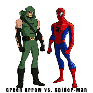Spider-Man / Green Arrow