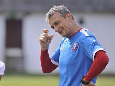 Arthur Cunha Ungkap Arema FC Tak Berkutat dengan Hari Buruk