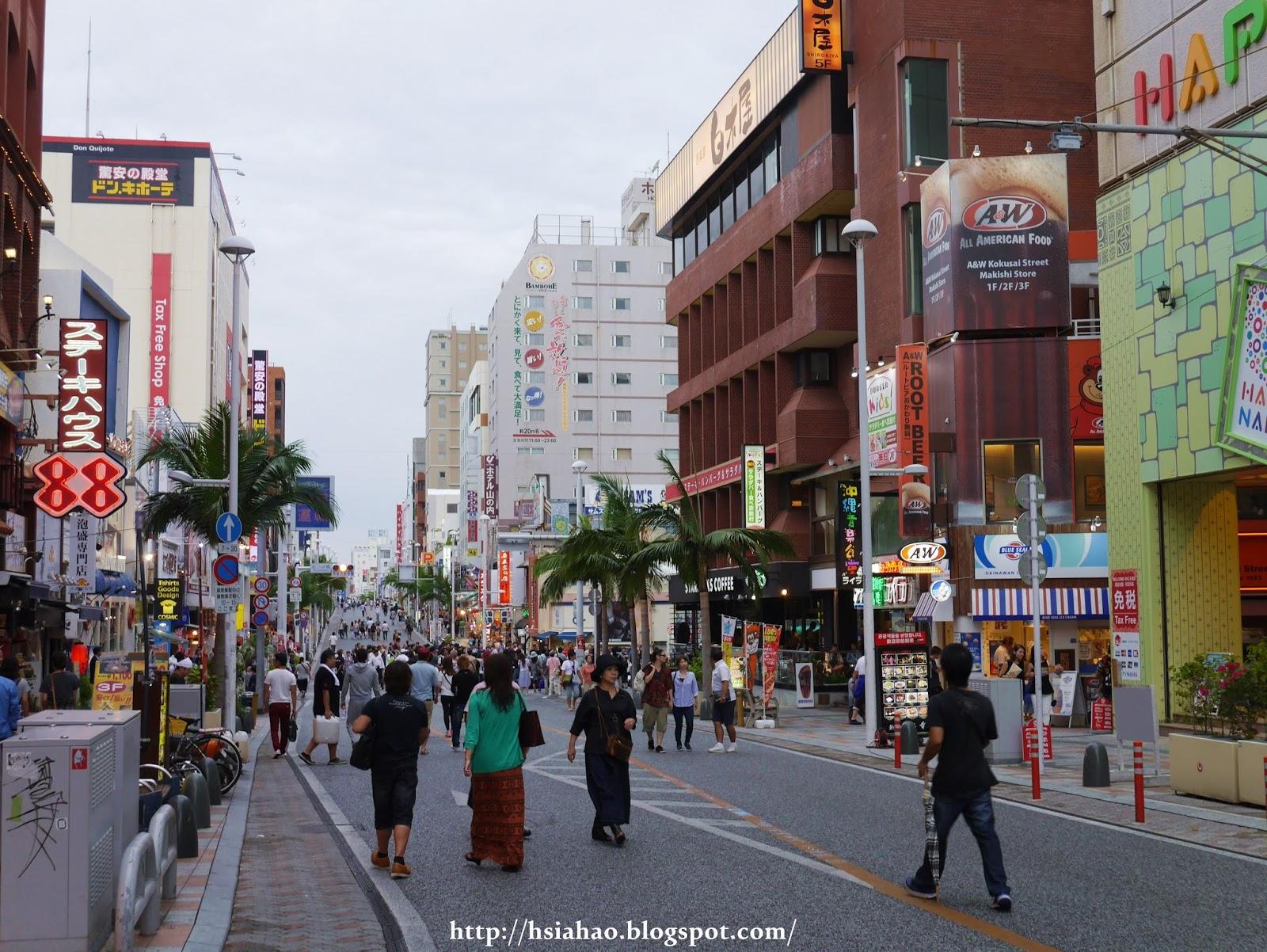 沖繩-國際通-國際通購物-國際通逛街-國際通景點-silver-week-自由行-Okinawa-kokusaidori