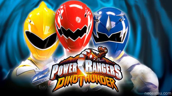 Power Rangers Dino Thunder Batch Subtitle Indonesia
