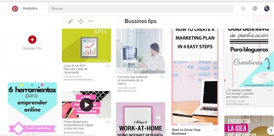 como usar pinterest para aumentar el trafico de tu blog