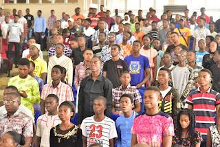 FUTA Holds Orientation for 3,270 Freshmen for 2019/2020 Session
