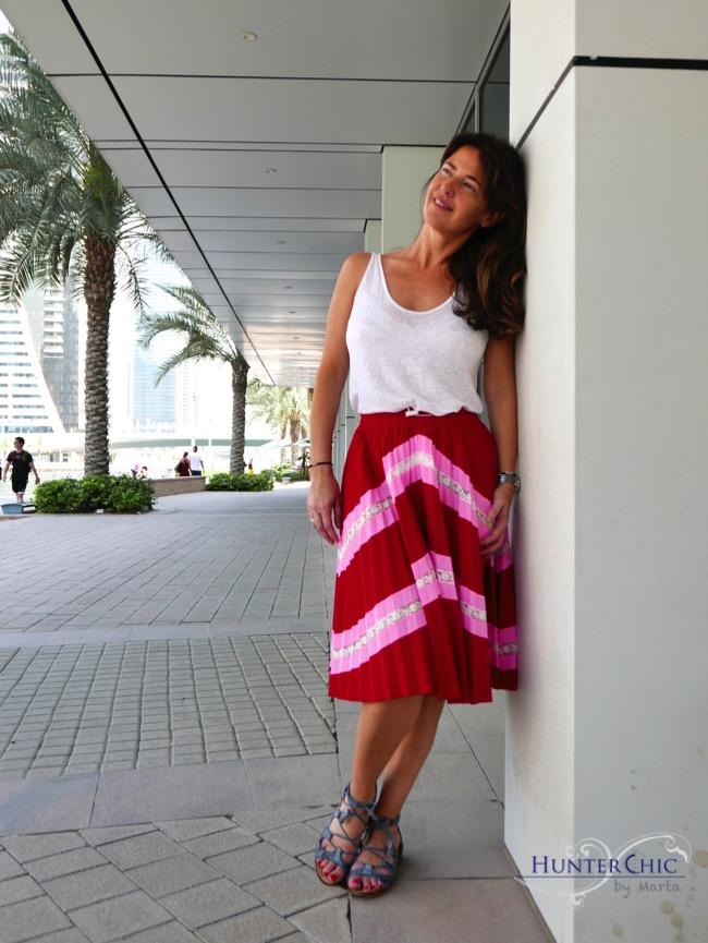 Valentino-hunterchic by marta-marta halcón de villavicencio-Dubai-influencer española