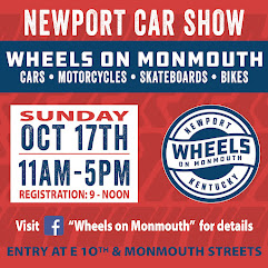 Wheels on Monmouth