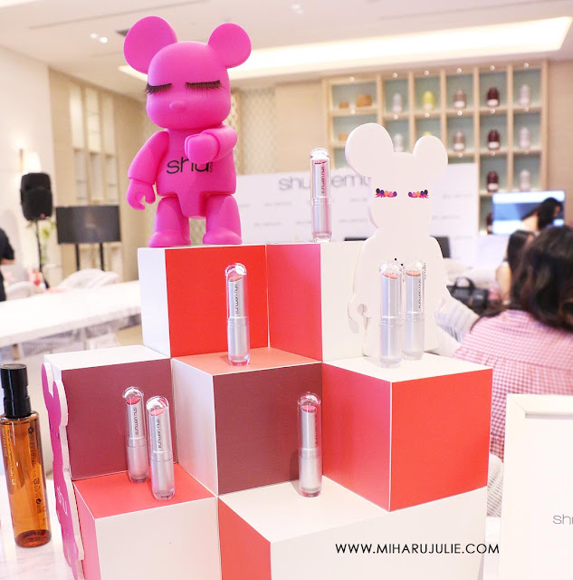 SHU UEMURA Petal Skin Foundation Event Launching