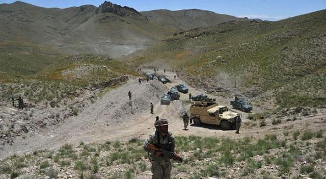 আফগানিস্তানে গত ২৪ ঘণ্টায় ৮৩ তালেবান নিহত