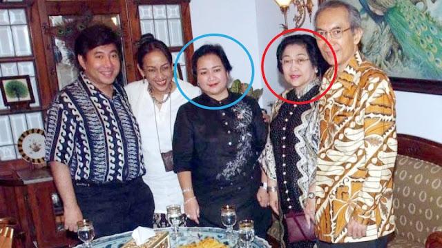 Rachmawati dan Megawati, Kakak Beradik Trah Soekarno yang Beda Haluan