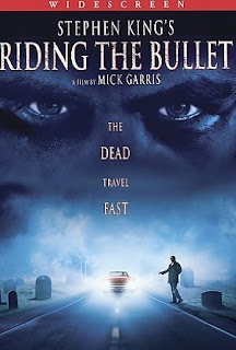 Stephen King Movie, Stephen King DVD, Riding the Bullet, Stephen King Store