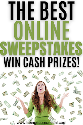 win money with these online sweepstakes