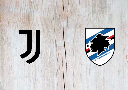 Juventus vs Sampdoria -Highlights 20 September 2020