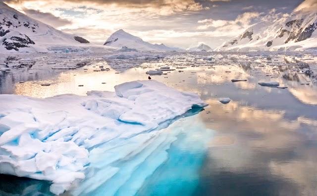 Ρεκόρ ζέστης στην Ανταρκτική: Το θερμόμετρο έφτασε τους 18,3 βαθμούς