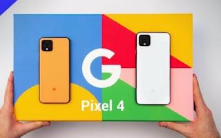 google pixel 4 dengan audio terbaik