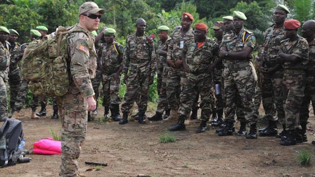 Ejército camerunés tortura a presos en base militar de EEUU