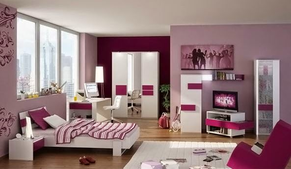 Stimulate kids minds bedroom with fun design