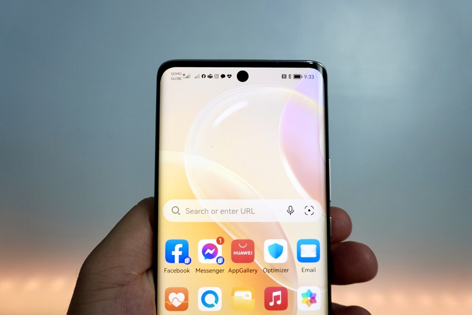 Huawei Nova 8 Unboxing: Display