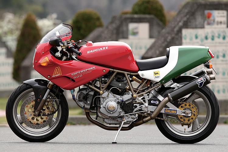 Racing Cafè: Ducati 900 SS Special