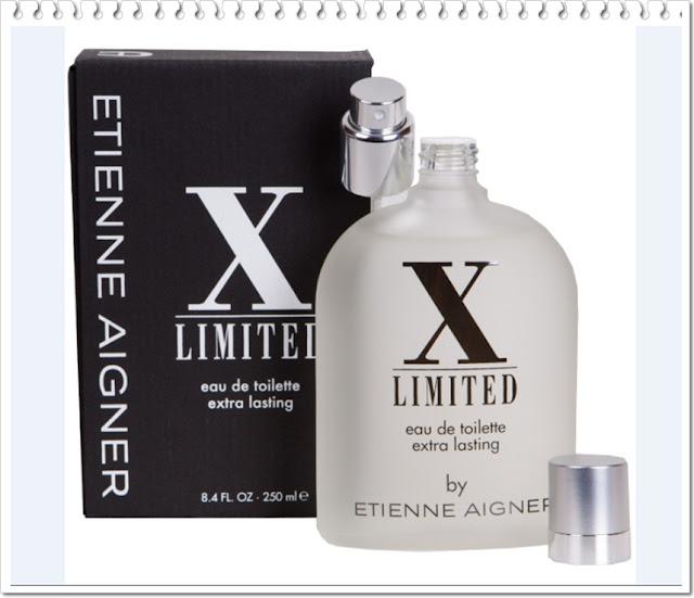 Parfum pria terlaris Etienne X limited