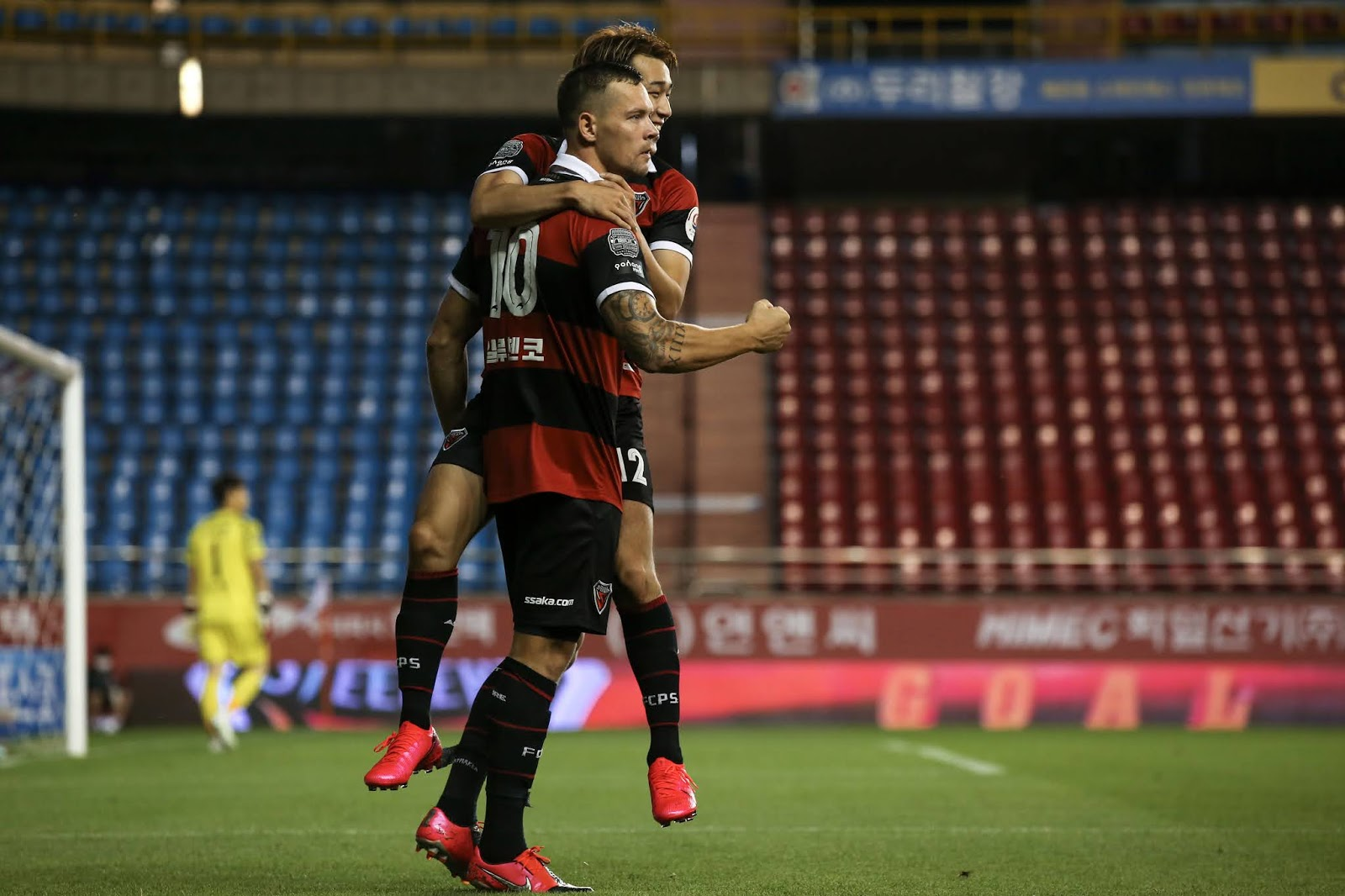 K League 1 Preview: Pohang Steelers Vs/ Suwon Samsung Bluewings