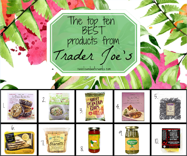 Trader Joe's items that are better than other grocery stores
