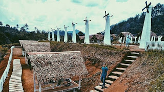 Wisata Bukit Kelinci Payakumbuh Instagenic