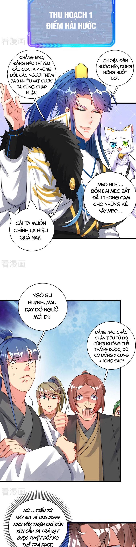 Hài Đế Vi Tôn Chương 98 - truyenmh.com