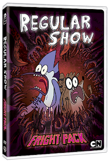 DVD Review - Regular Show: Fright Pack