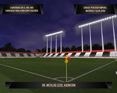 PES 6 Stadiums Estadio Dr. Nicolás Léoz
