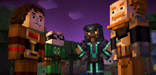 Minecraft: Story Mode Episode 3 (PC) 2015