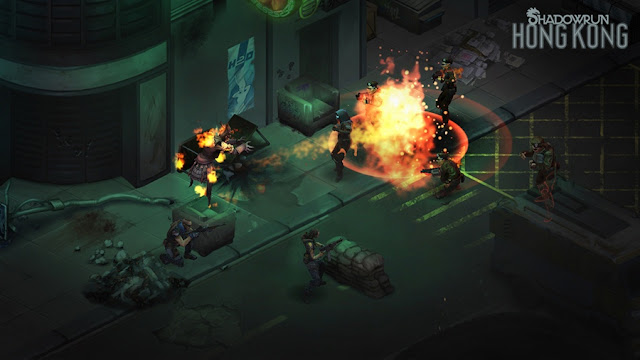 Shadowrun Hong Kong Download Extended Edition Photo