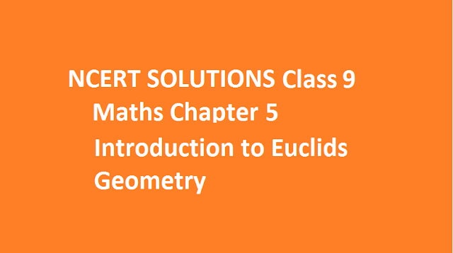 Introduction to Euclids Geometry