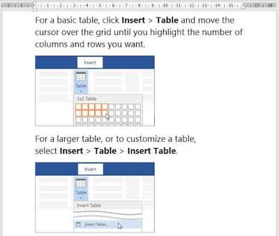cara salin teks dari internet ke word di laptop