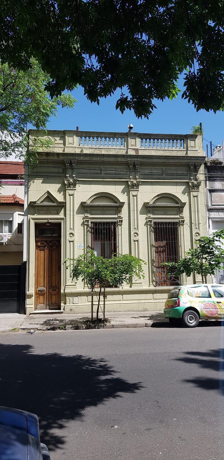 Huis in Buenos Aires, Argentinië