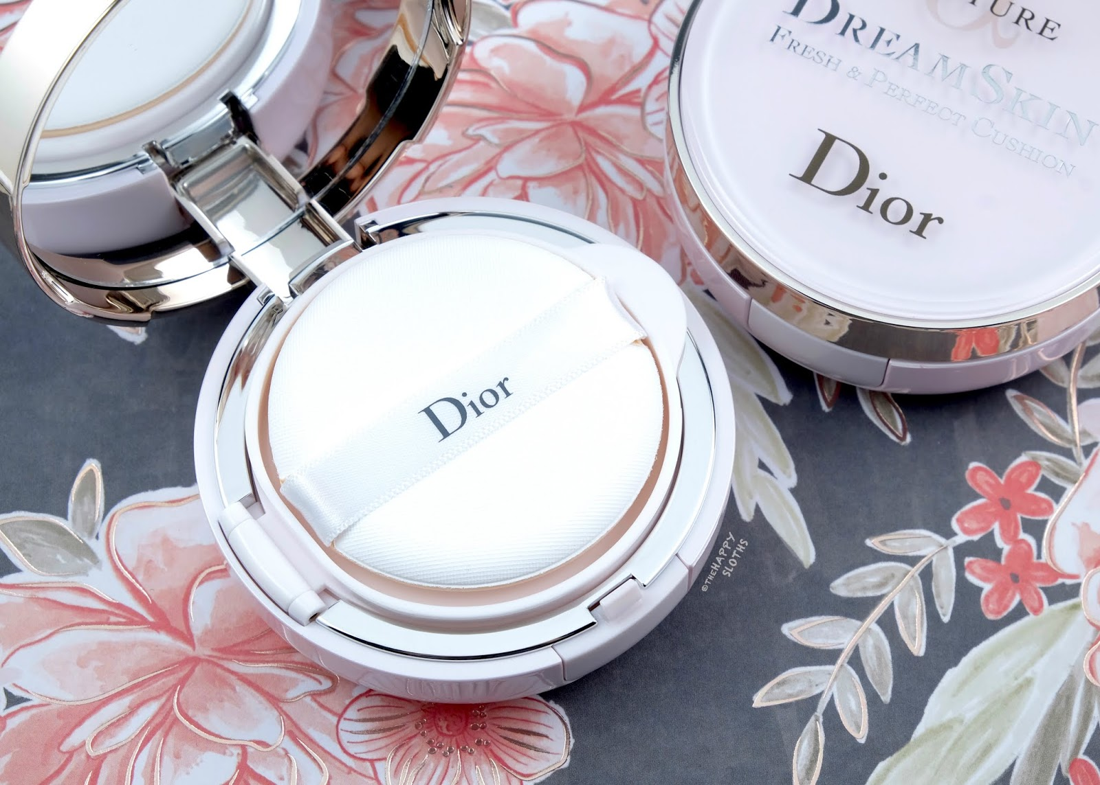 Dior | Capture Dreamskin Fresh & Perfect Cushion: Review and Swatches