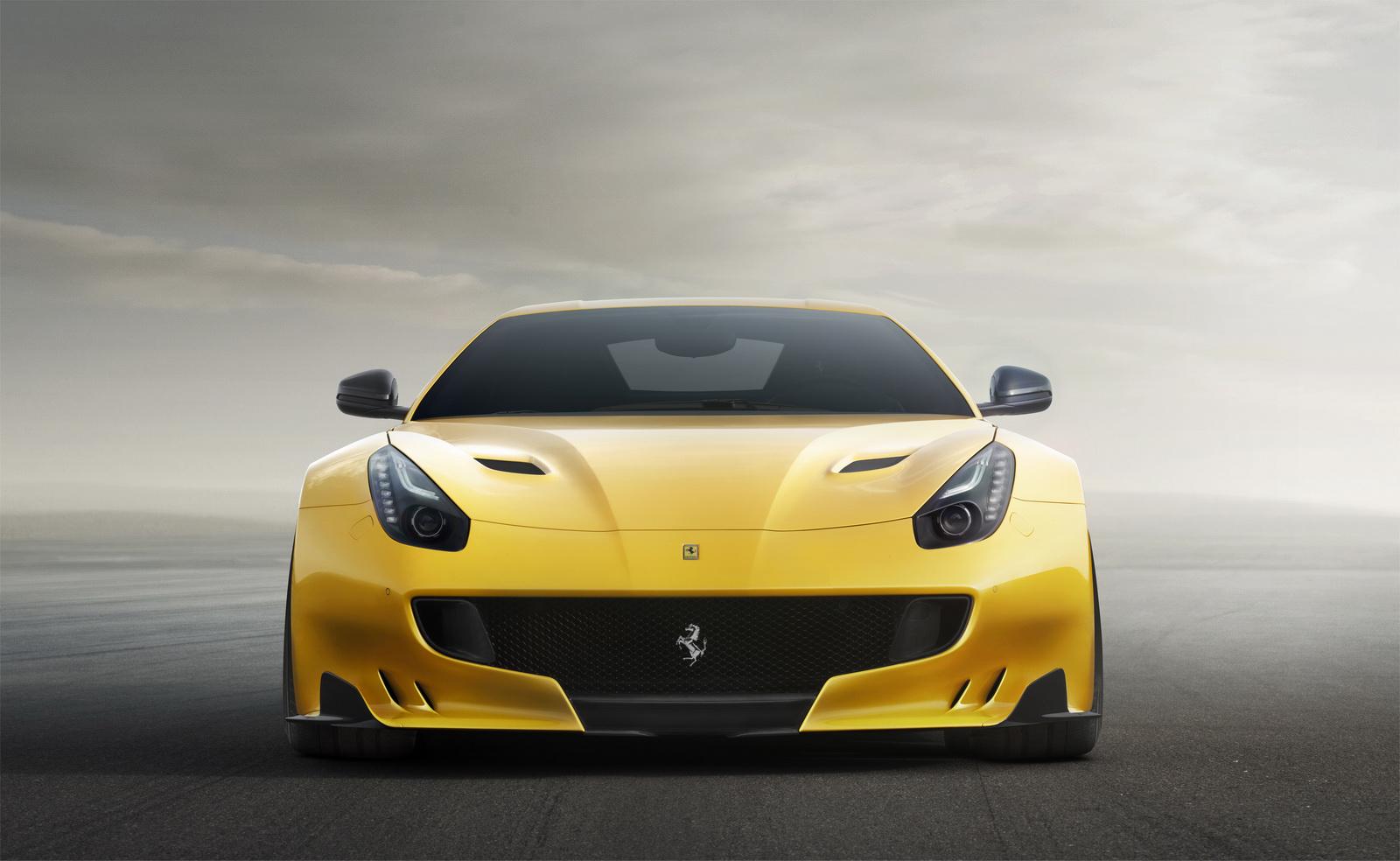 Có thể siêu xe Hybrid đầu tiên của Ferrari sẽ sử dụng hình mẫu lai với F12 Berlinetta