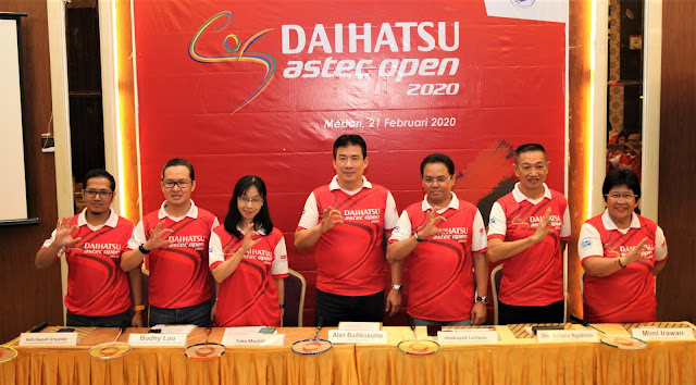 astec open 2020