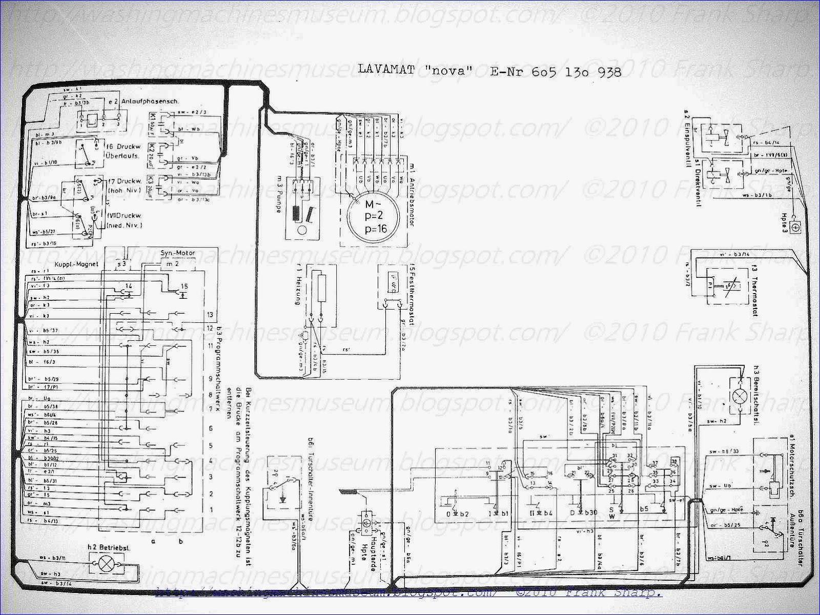 Aeg Washing Machine Wiring Diagram | Wiring Library