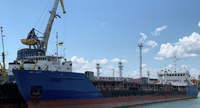 Украина задержала российский танкер Nika Spirit