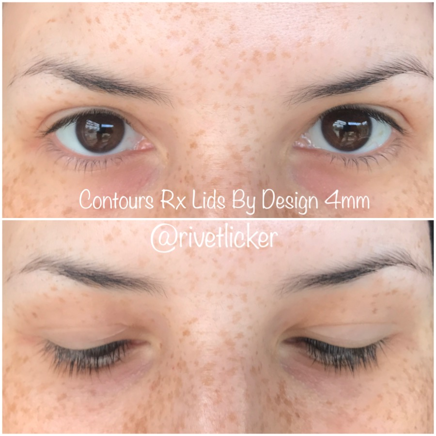 Rivet Licker Instant Results Cosmetics Hooded Eyelid Holy Grail