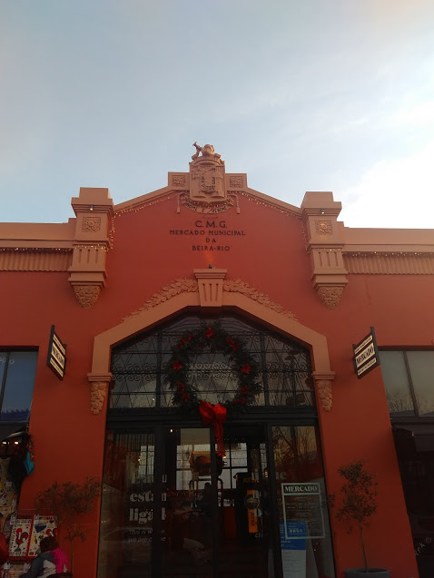 Mercado Municipal da Beira- Rio ou Mercado de Gaia