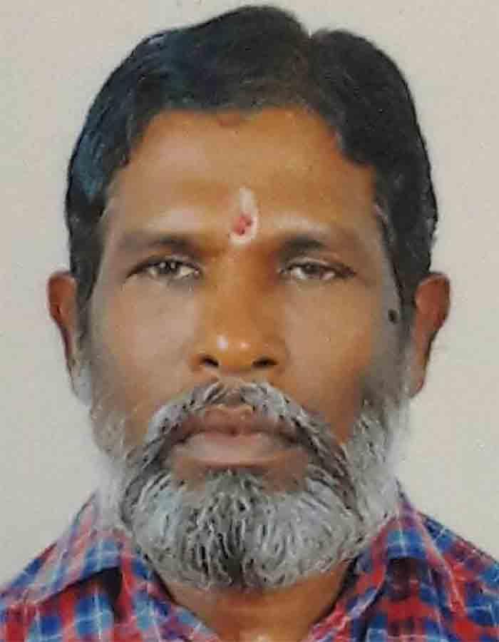 Mappidicherry Sasidharan from Avikkara passed away