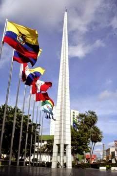 O verdadeiro Centro Geodésico da América do Sul, em Cuiabá