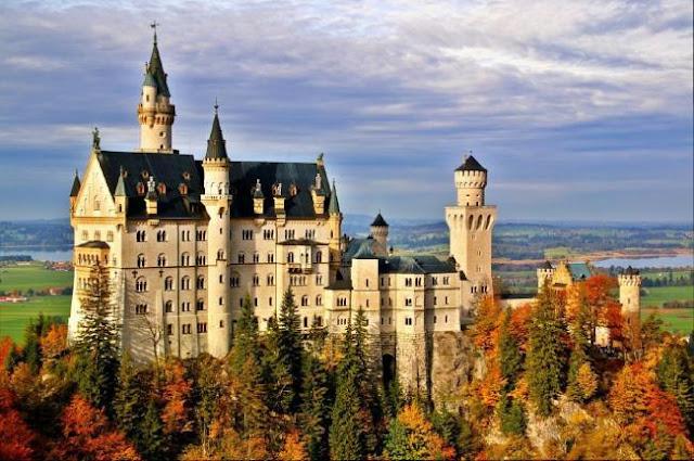 los mejores castillo de alemania